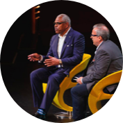 A session at Skift Global Forum