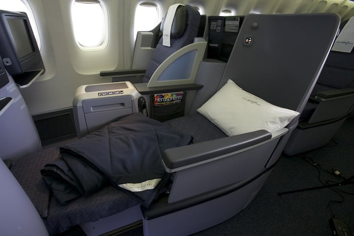 Delta american and united readying lie flat seats on domestic flights skift