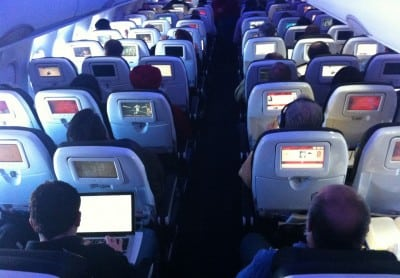 In-Flight Wifi provider Row44 bought in a $430 million deal