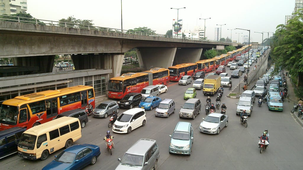 Tourism highlights problems with Indonesia's outdated transportation infrastructure