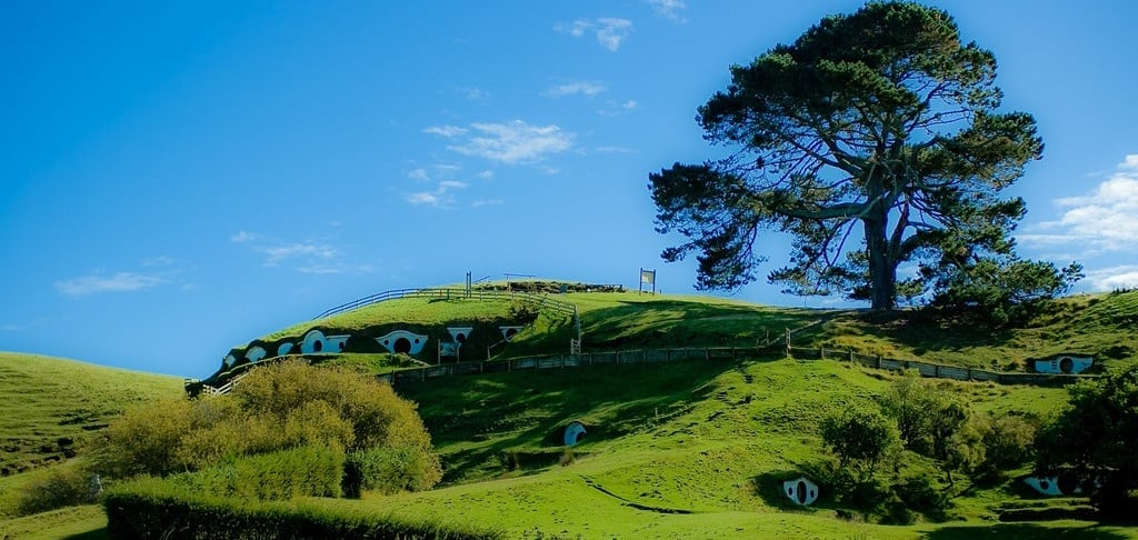 New Zealand's massive Hobbit-themed marketing scheme is working out splendidly