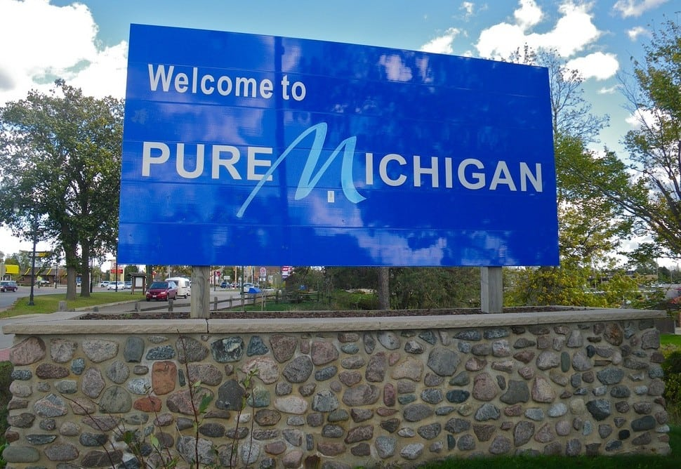 """""""Pure Michigan"""" tourism logo used for politically charged anti-labor campaign"""
