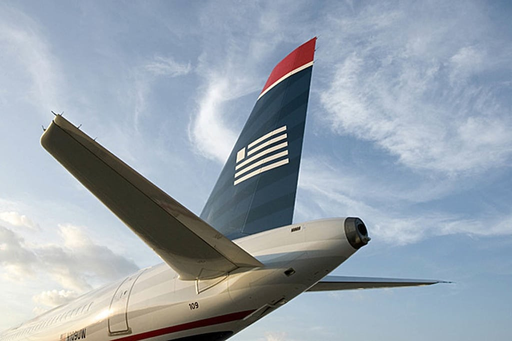 US Airways thinks it would be a great prize for someone (hint, hint)