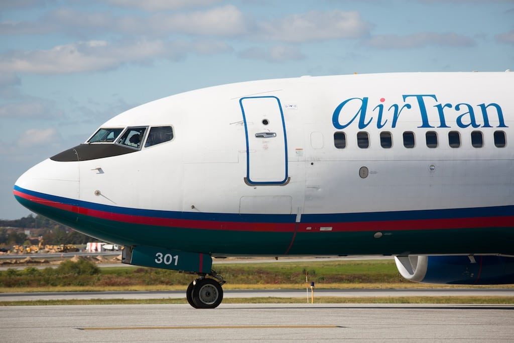 AirTran Loyalty Program Members to Transition to More Complicated and Costly Southwest Program