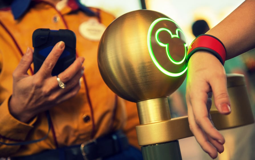 Disney Parks Visitor Spending Is Growing Faster Than Attendance