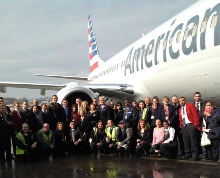 American Airlines redesign: Employees have mixed reactions, just like everyone else