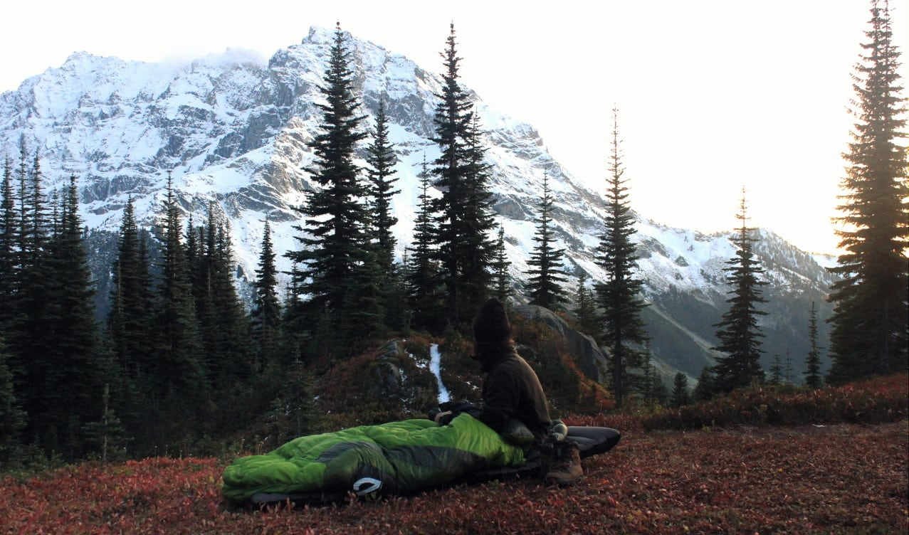Hottest new trends in outdoor tourism: wool, carbon skis & spoon-shaped sleeping bag