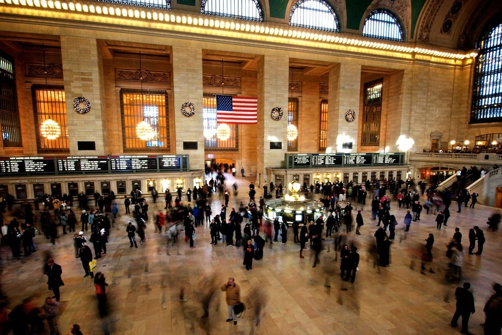 A day in the life of Grand Central Terminal by the numbers