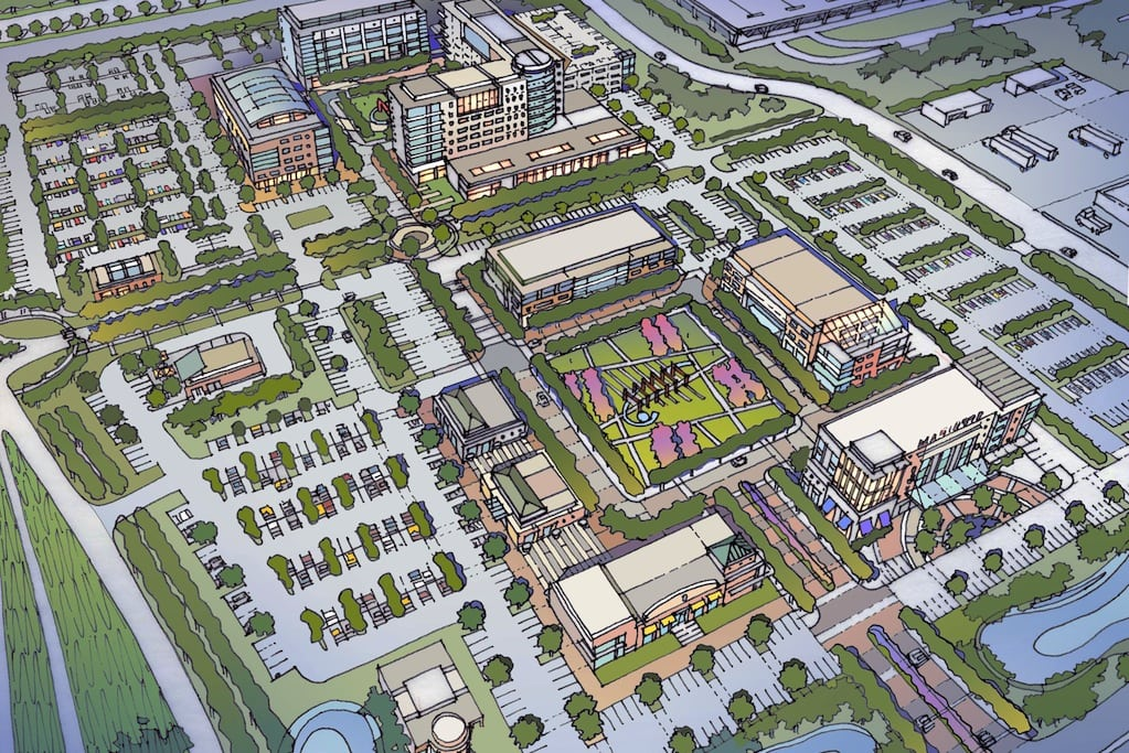 DFW Airport dabbles in hotel development with $92 million commercial plaza