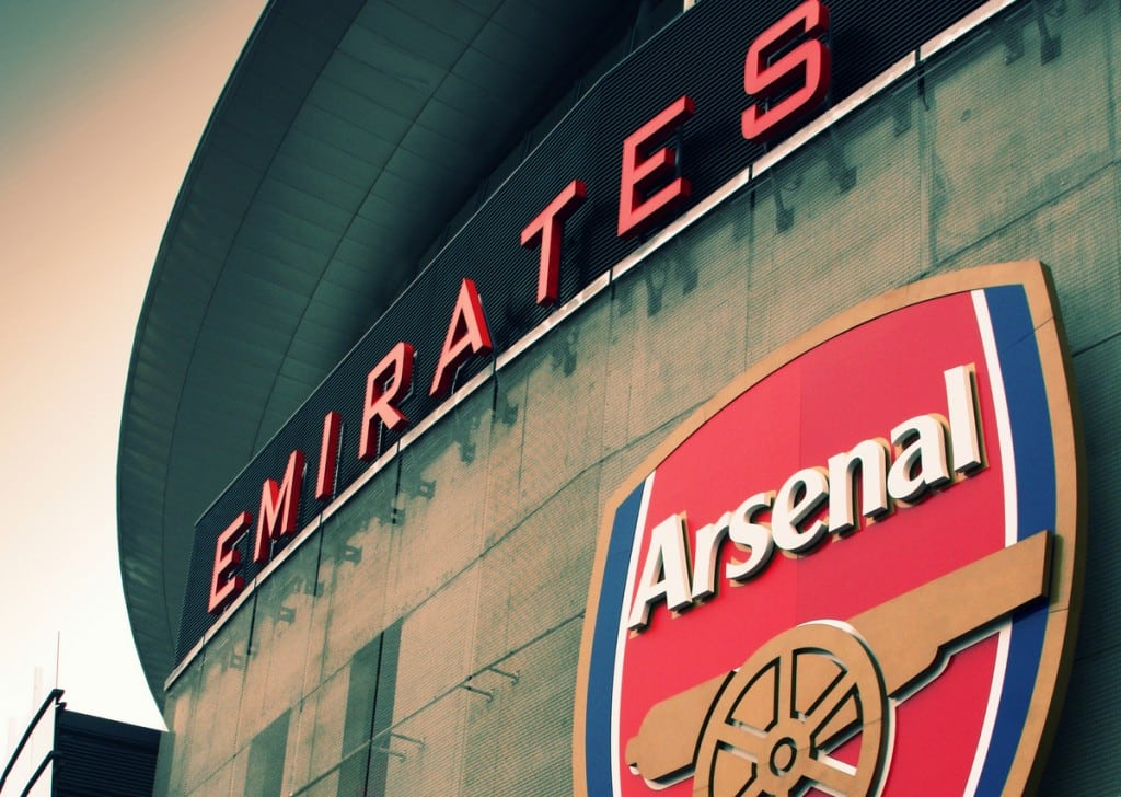 Ashburton Grove in north London became known as Emirates Stadium when the Arsenals signed a £100 million sponsorship deal with the airlines in 2004.
