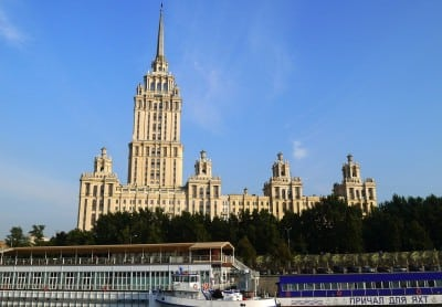 Moscow leads the world in hotel room service charges