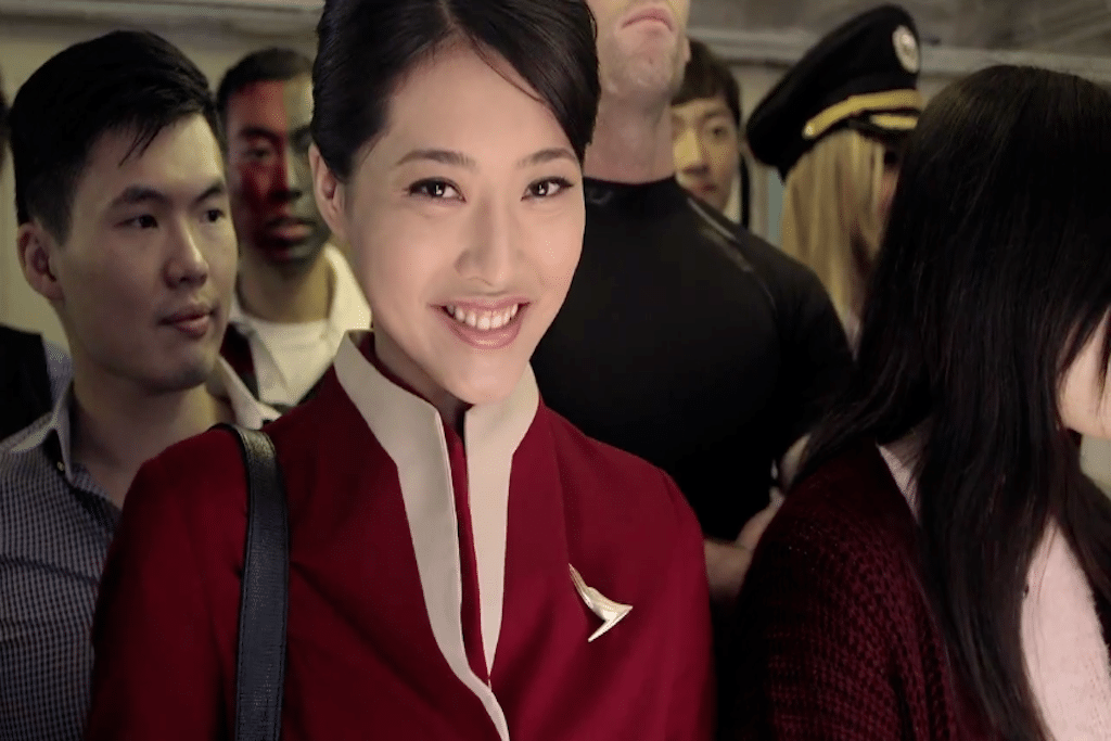 Cathay Pacific  / YouTube