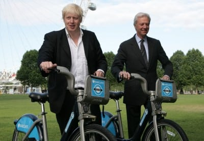 London mayor copies the Dutch and plans 15-mile bike route around capital