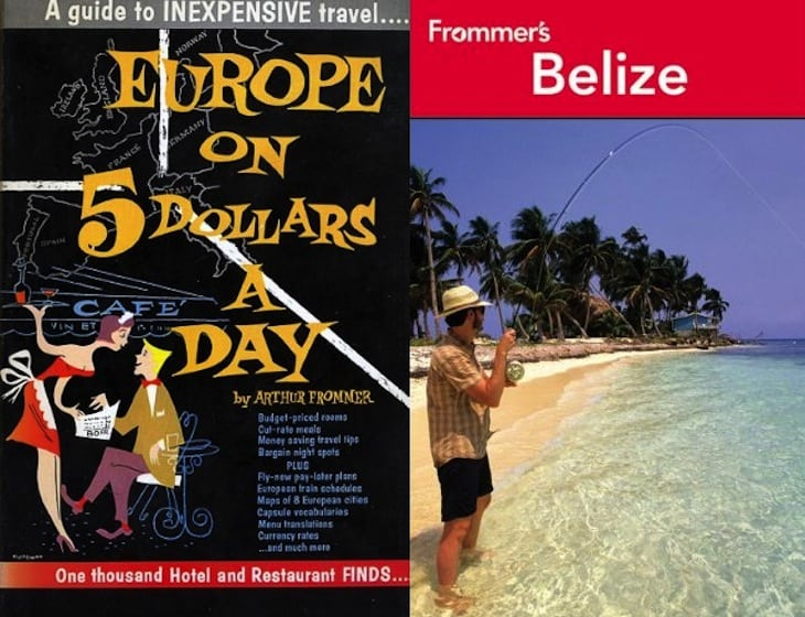Google quietly pulls plug on Frommer's print travel guidebooks