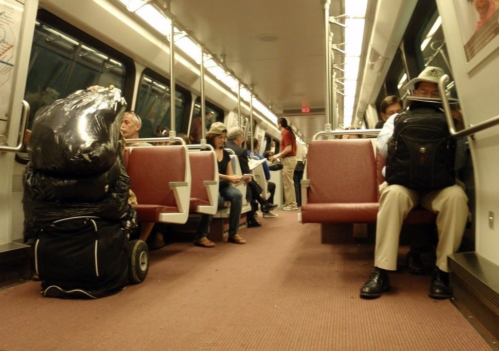 It's about time: D.C. officials consider replacing hideous Metro carpets