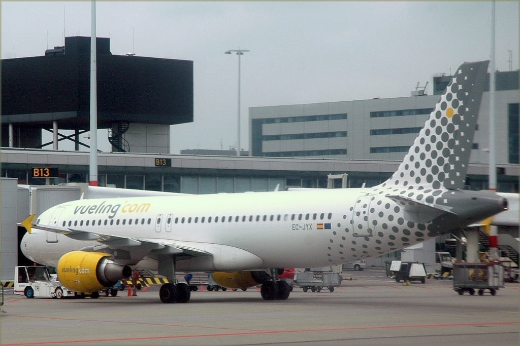 EU Rules Spanish Airline Vueling Can Charge Bag Fees, Overturning Local Court