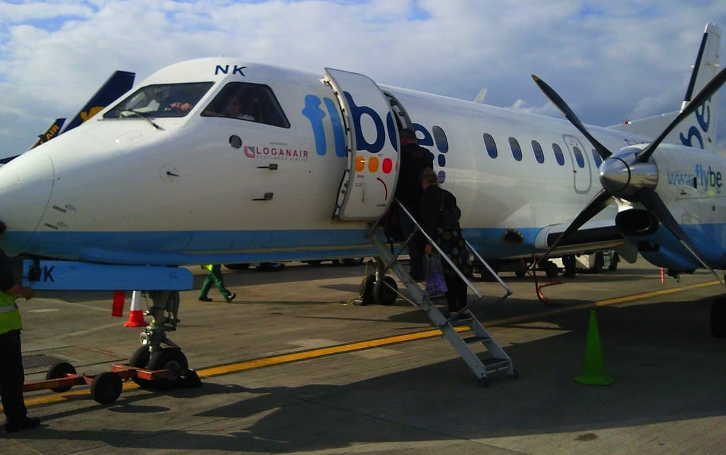 Flybe may sell off its London Gatwick slots, citing challenges for small operators