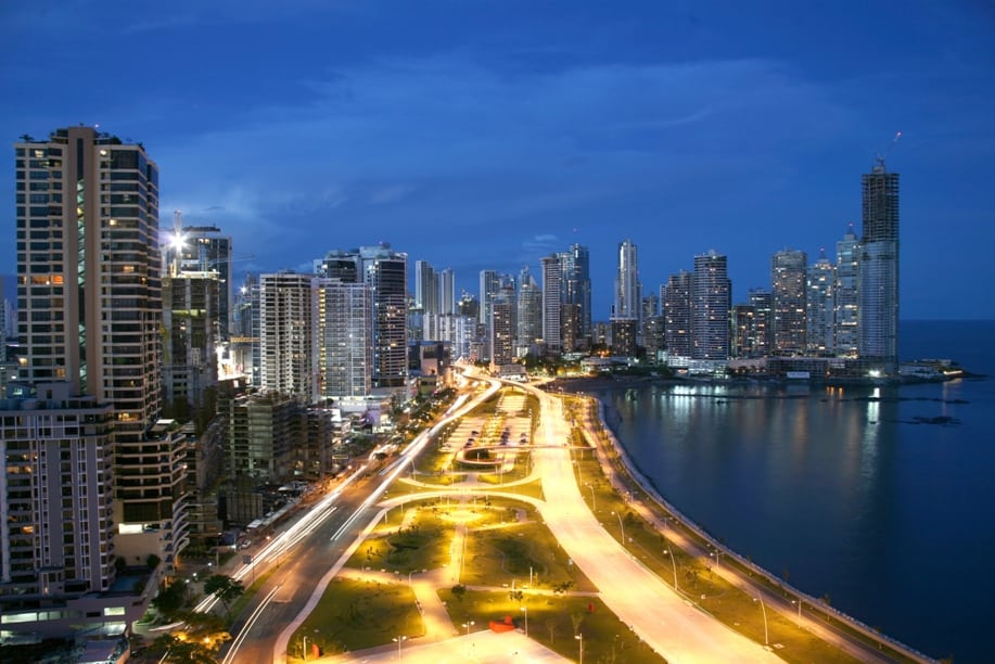 The enormous changes that have radically transformed Panama City