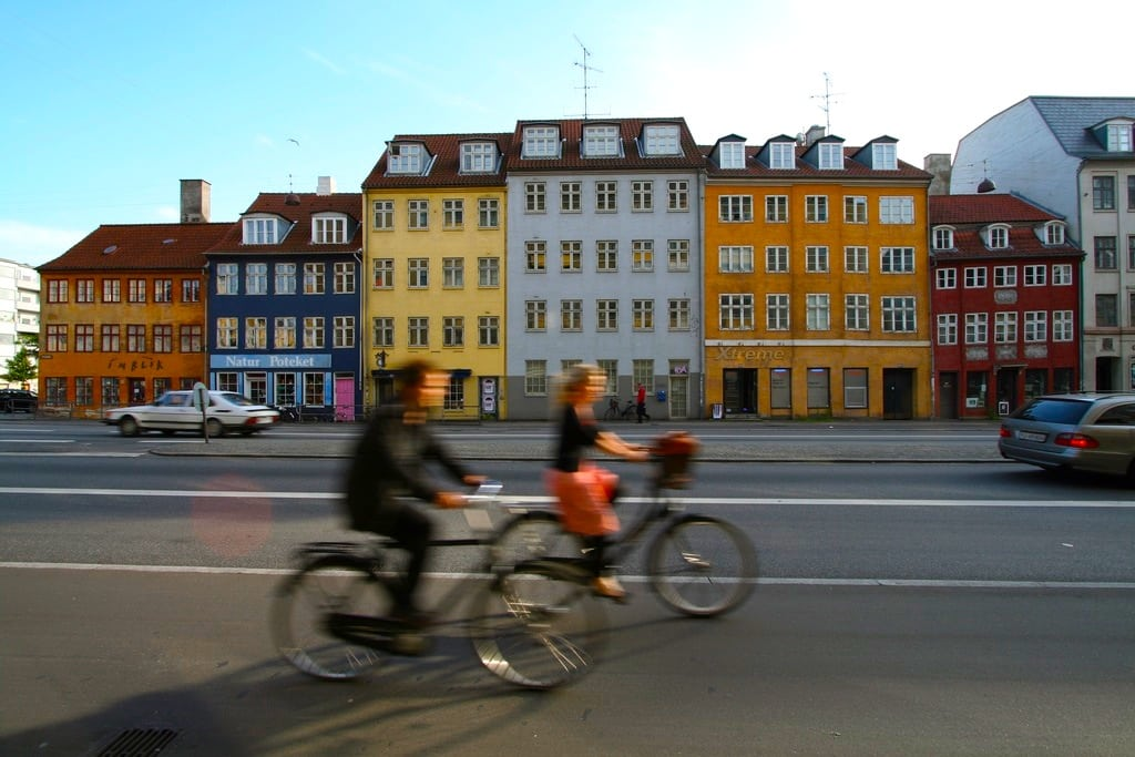 Workers in Denmark and Spain have the most daily free time, says OECD
