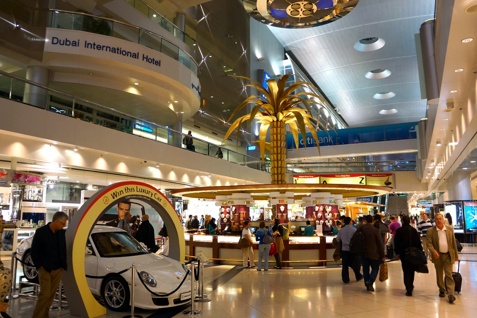 Inside the largest duty-free shop on the planet