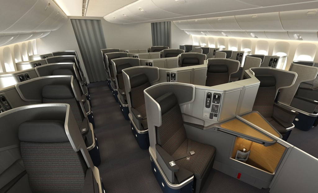 Executives Return To Business Class Other Biz Travelers