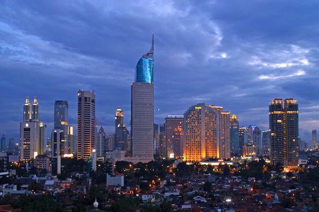 Indonesia learns business travel boom closely follows economic growth
