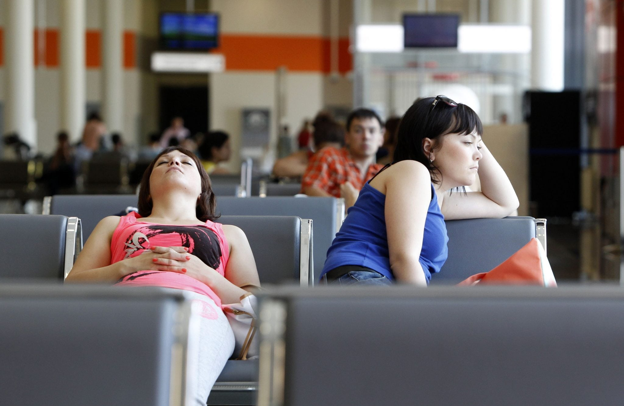 """What it is like to spend time at """"Snowden airport"""" in Moscow"""