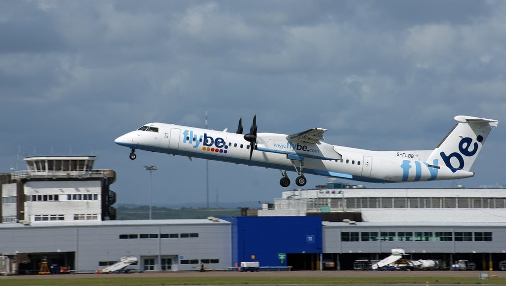 Former easyJet exec takes helm at Flybe for turnaround try
