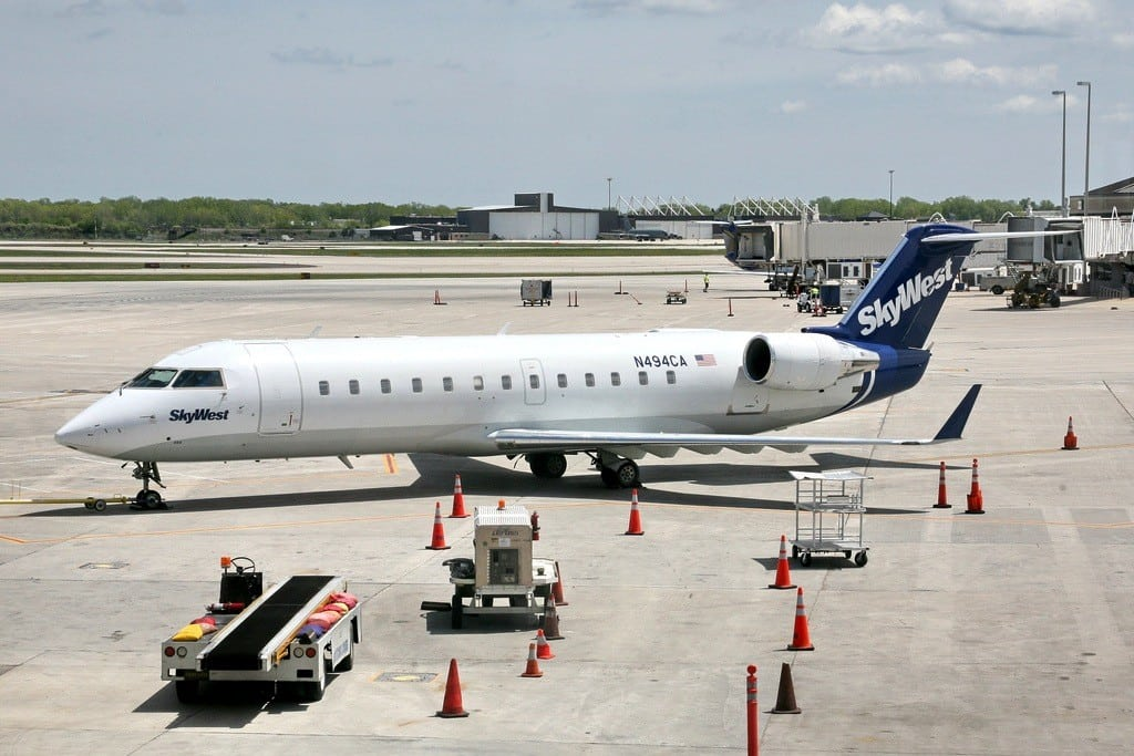 St. George, Utah-based SkyWest Airlines is well-regarded by pilots, with pay ranging from $22 per hour for turboprop first officers to pilots maxing out at $112 per hour for the regional airline's largest aircraft.