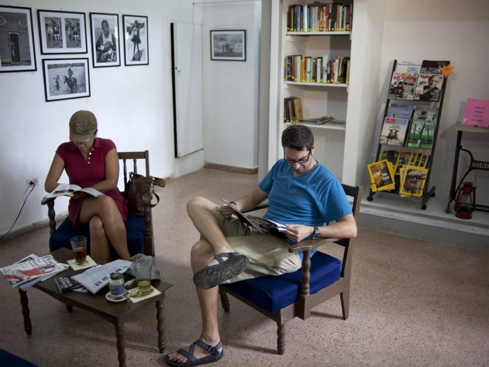 Cuba Libro Brings English-Language Books to Tourists and Expats in Havana
