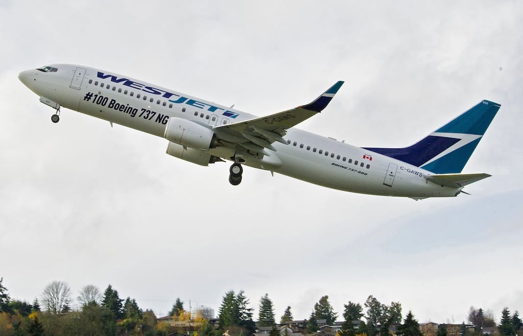Low Cost Carrier WestJet Launches Fares with Premium Perks