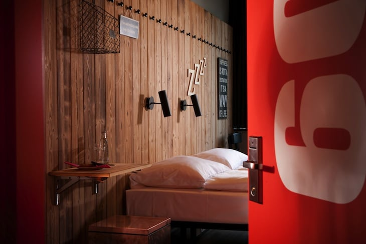 the company re inventing hostels with smart design and. Black Bedroom Furniture Sets. Home Design Ideas