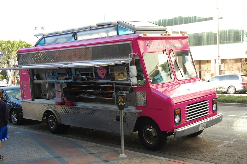 New Food Trucks Shell