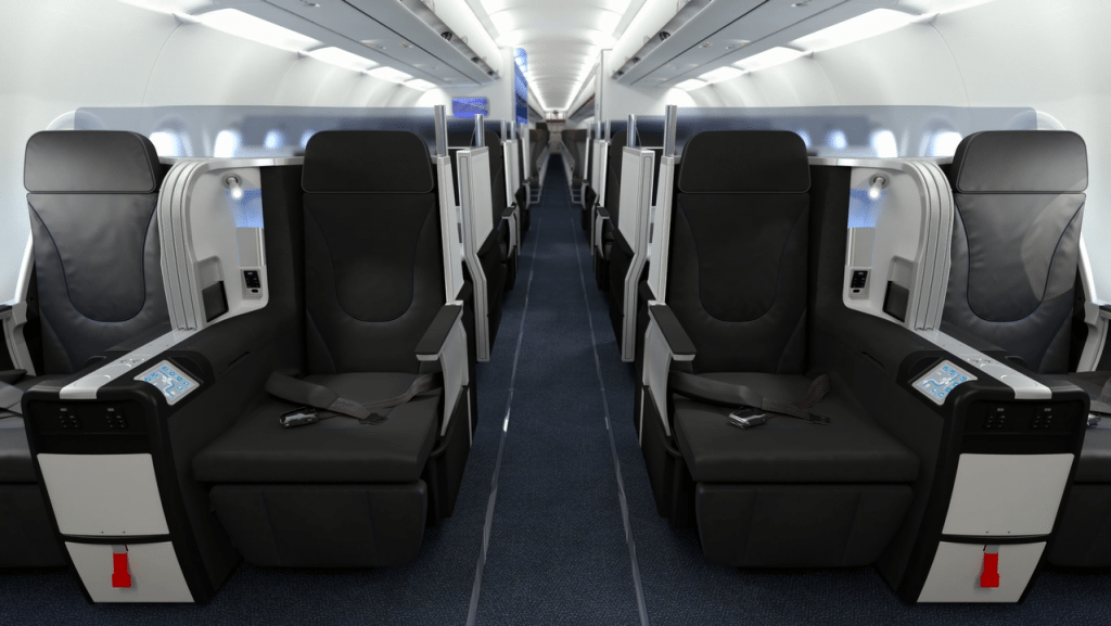 JetBlue's Mint class, which is now available more often out of New York-JFK.