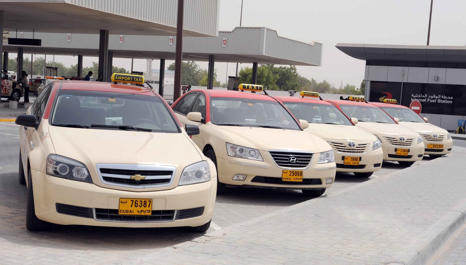 Dubai Taxi Drivers Will Now Officially Double As Tourist Guides