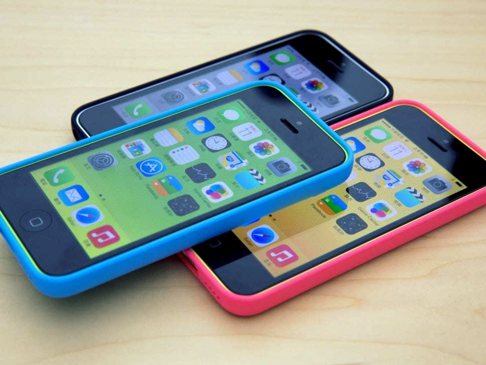The New iPhones 5S and 5C: What's New and What's Old