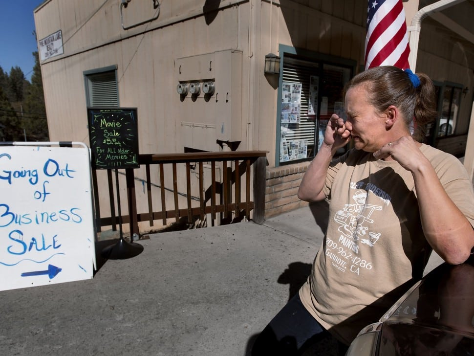 Yosemite's Tourism Economy Continues to Suffer After Wildfire and Shutdown