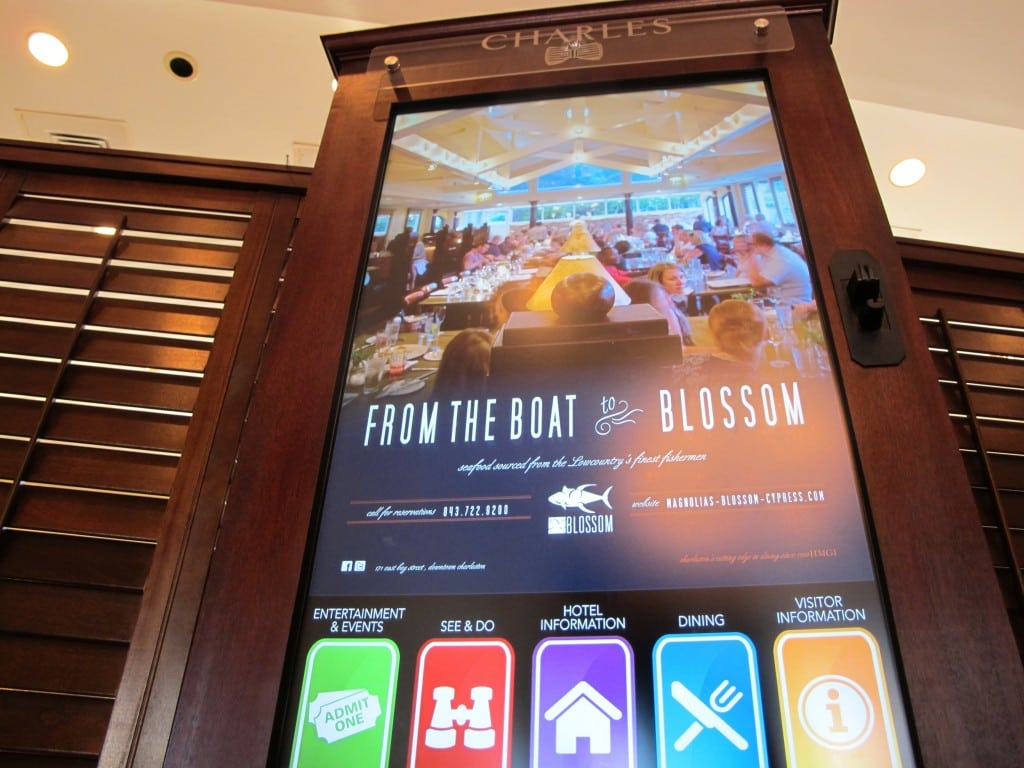 Interactive Tourist Kiosks Are Moving Beyond the Gimmick