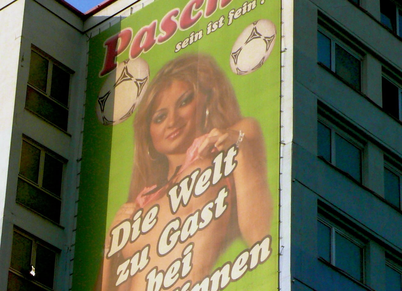 Germany's Legalization of Prostitution Brings in the Sex Tourists