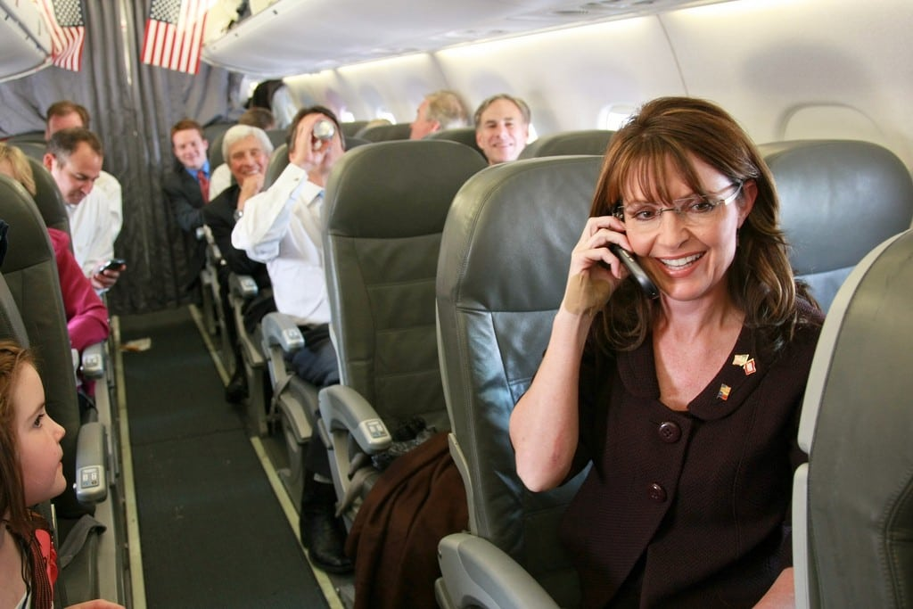 Well, if maybe this is the image we had of in-flight calls, more will oppose it...
