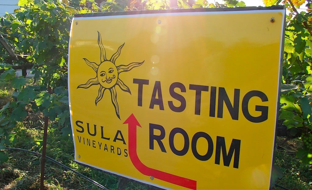 Sula Vineyards is the first vineyard in India's Nashik region to turn wine-making into a tourism business.