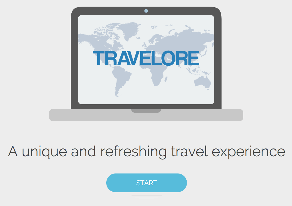 Travelore is a website where travelers make a profile and list which countries they've been to, post photos, share upcoming travel plans, and compete with other users.