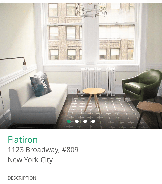 The Flatiron room, offered by Breather, is right next to Madison Square Park near the Flatiron Building. Get the key from the doorman and the room is yours for $25 per hour. Breather.