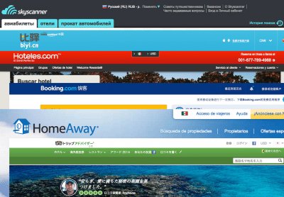The Multi-Country Sites Strategy For Online Travel Brands: A Deep Dive