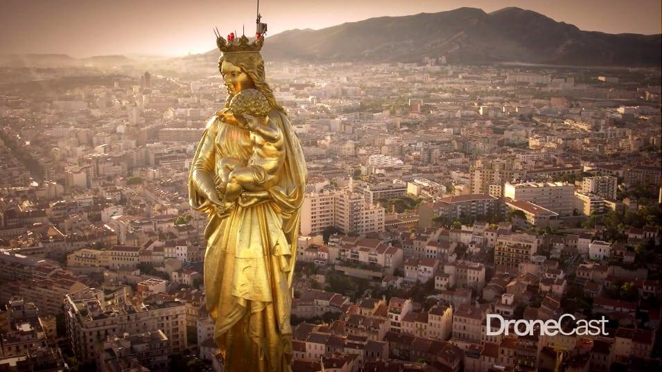 Screenshot courtesy DroneCast.fr
