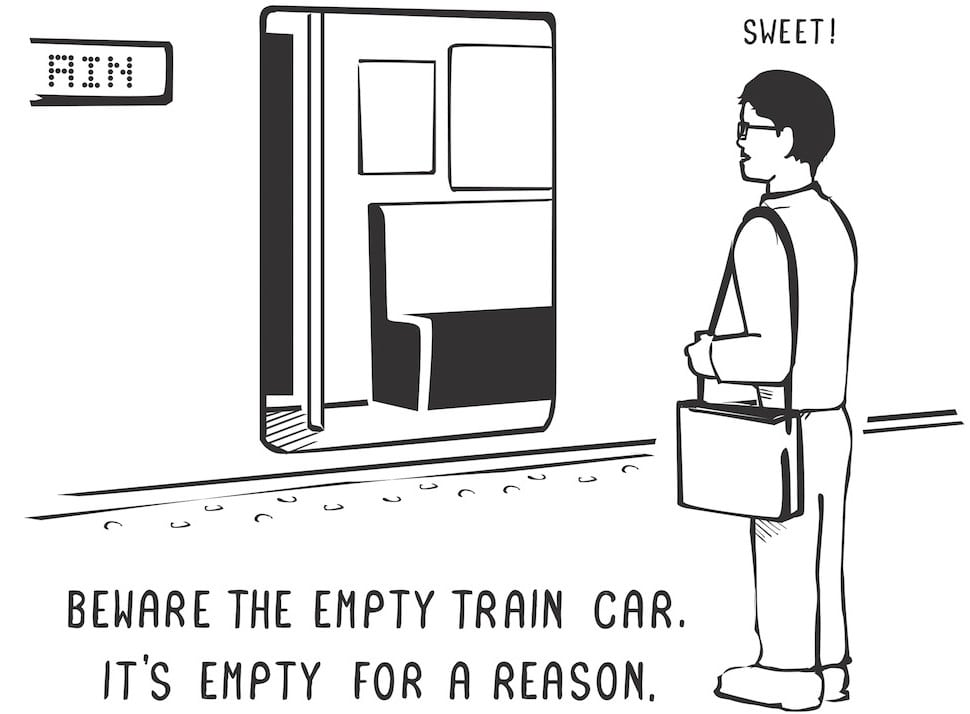 These Cartoons Teach Tourists How to Stay Sane and Survive in NYC