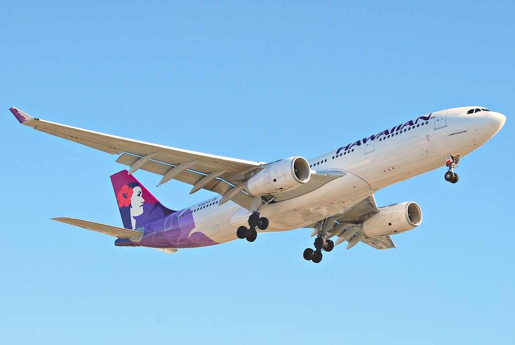 Hawaiian Airlines Begins Honolulu To Beijing Service Skift