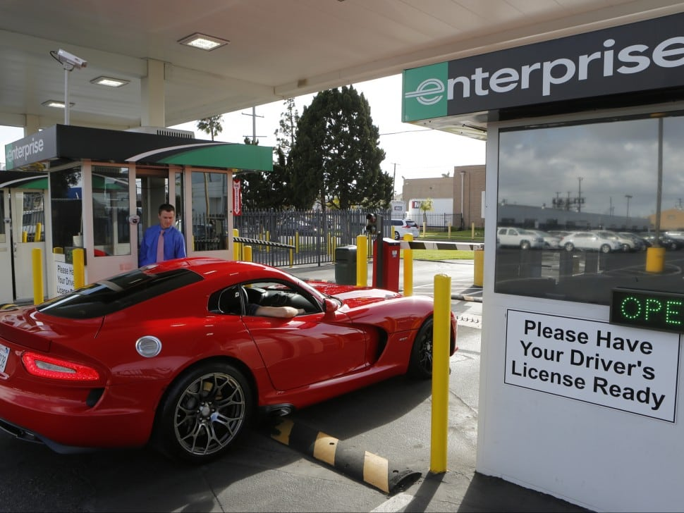 Car Rental Companies Discover Surprisingly High Demand for Luxury Vehicles