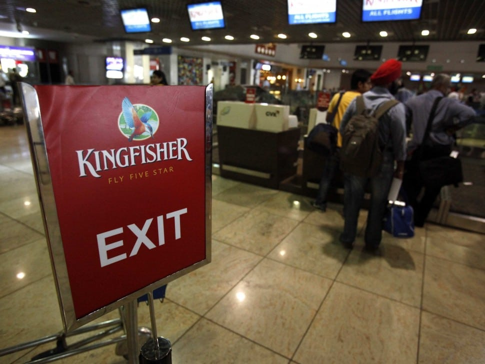 Want to Buy an Airline Brand? Kingfisher Is up for Sale, Minus the Planes
