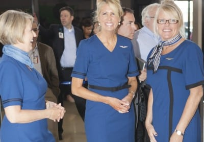 United Flight Attendants (Finally) Have First Post-Merger Contract